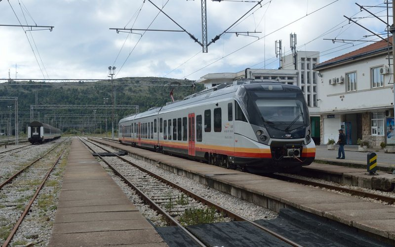 Train Reservations in Montenegro | All Reservations & Passes | Bar Montenegro Railway Station