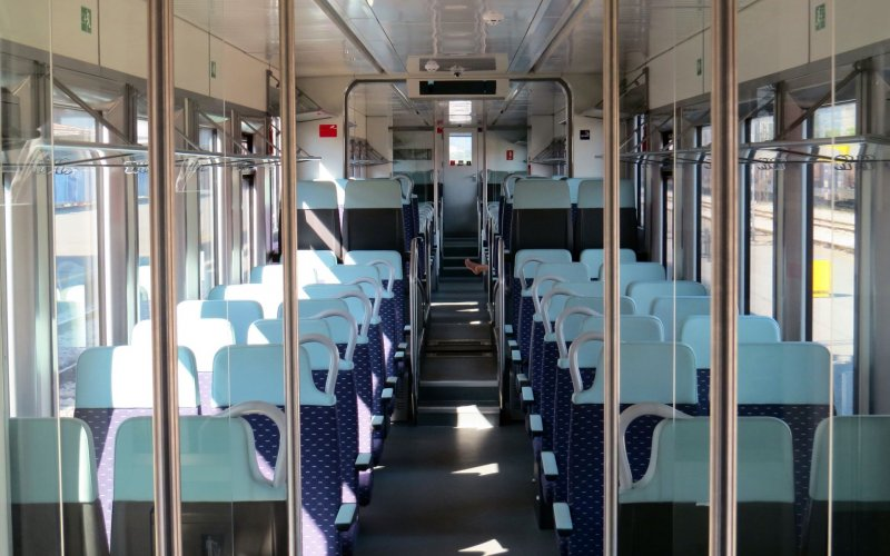 Train Reservations in Montenegro | All Reservations & Passes | 2nd class interior intercity Montenegro