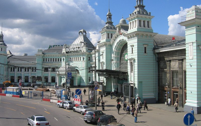 Trains to & from Moscow | Moscow Belorusskaja train station