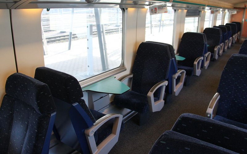 Trains Brussels to Bruges - 1st class
