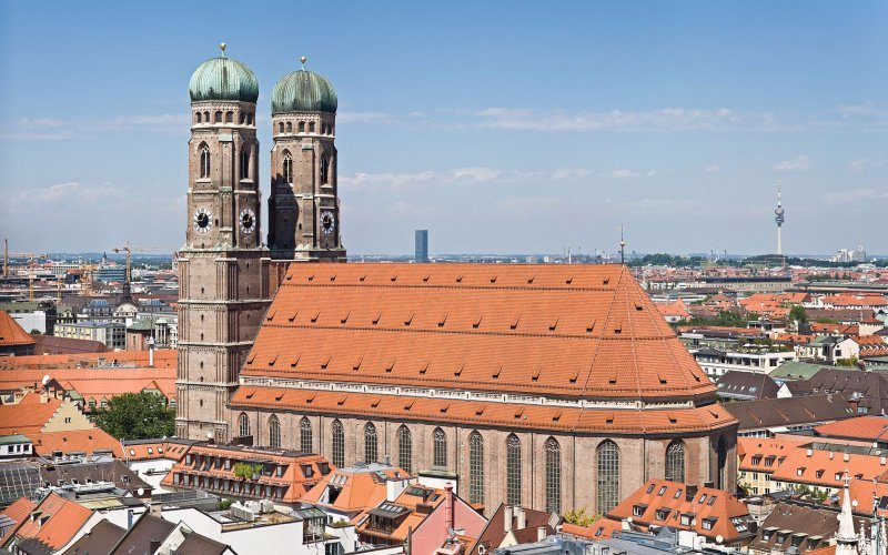 Cheap Trains to Munich