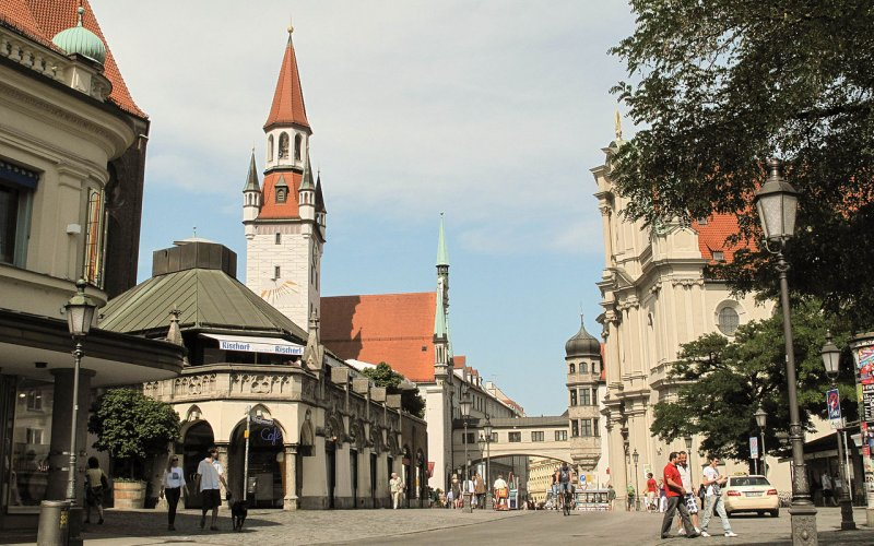 Trains to & from Munich | Munich city centre