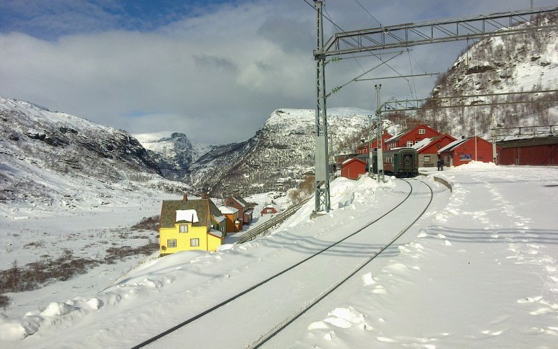 Train to Myrdal - All train tickets and rail passes