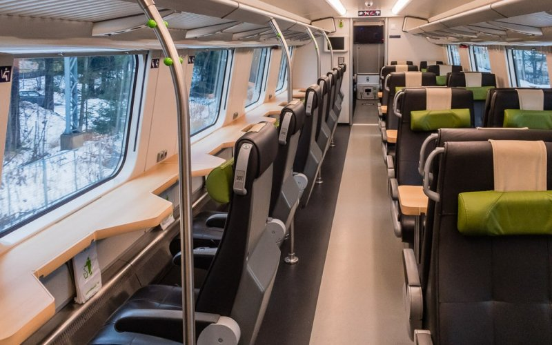 Train Reservations in Finland | All Reservations & Passes | Dine in style in the restaurant car in Finland