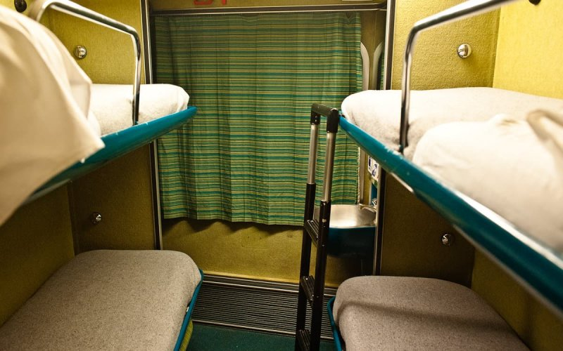 Train Reservations in Portugal | All Reservations & Passes | Cama Turista Trenhotel Irun Lisboa