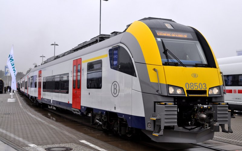 InterCity Belgium | Trains in Belgium | InterCity by NMBS, Belgian Railways
