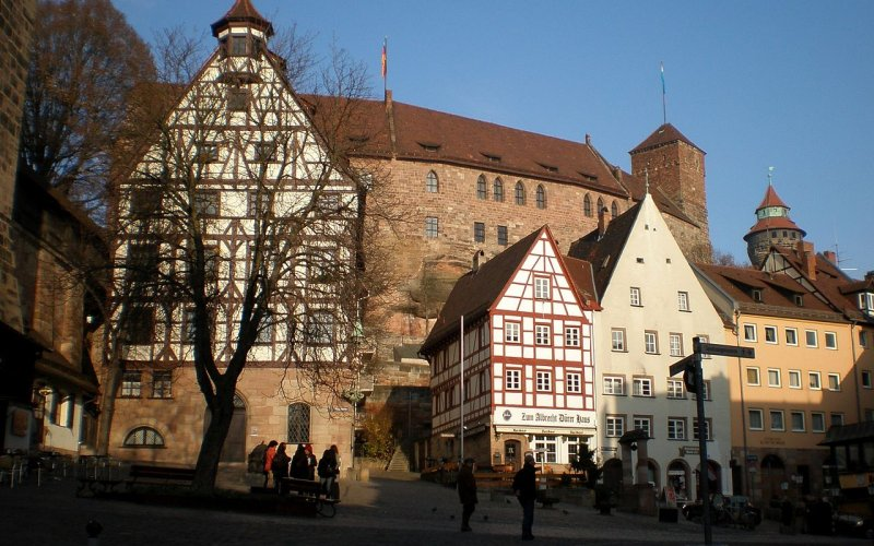 Travel around Nürnberg by train - All train tickets and rail passes