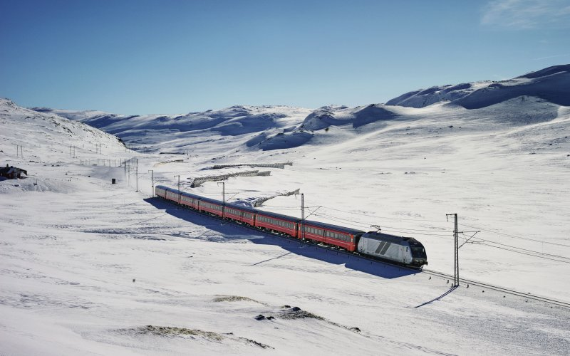 Train Tickets Norway - Book all trains in Norway - NSB