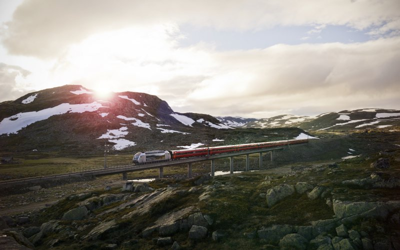 NSB - Railways Norway - Cheap Train Tickets