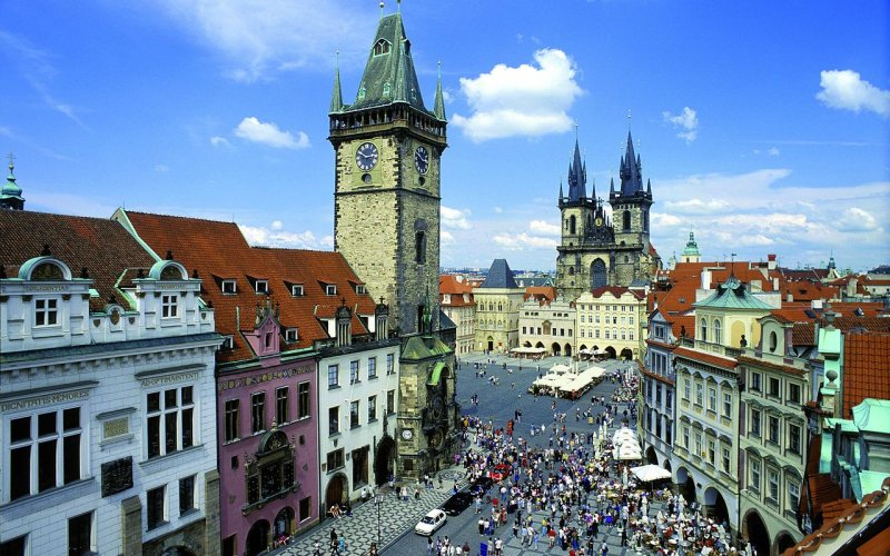 Cheap Train Tickets Prague - Unlimited travel with the Interrail Pass