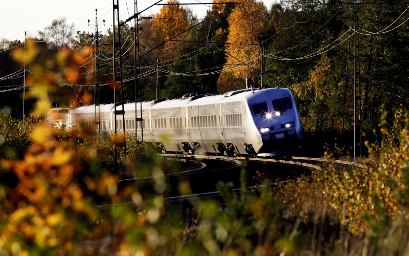 Train Tickets Sweden - Book all trains in Sweden