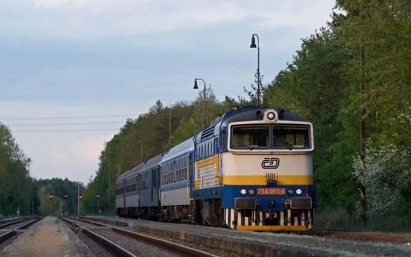 Regional Trains Czech Republic | Trains in Czech Republic | Train connecting every station