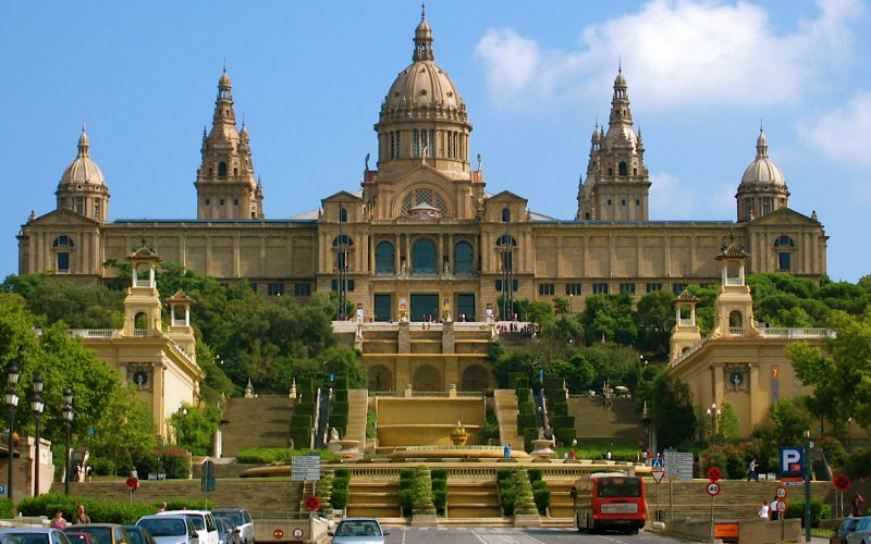 Trains to & from Barcelona | Visit the Palau Nacional
