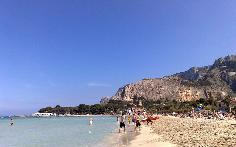 Trains to & from Palermo | Beaches in Palermo