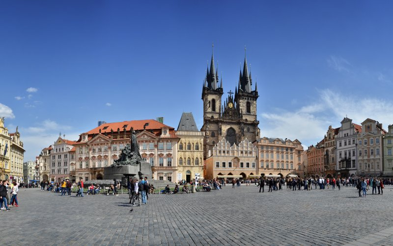 Trains to Prague | Trains from Prague