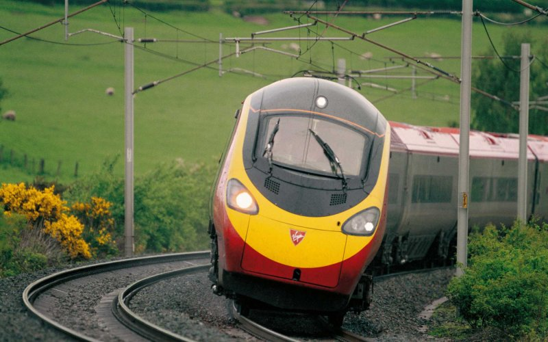 Trains London to Edinburgh - Virgin Trains - Cheap Train Tickets UK
