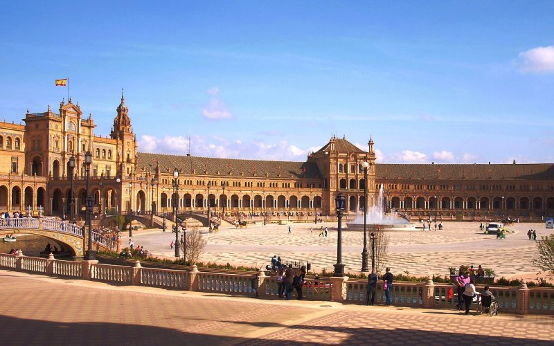 Seville by train - All train tickets and rail passes