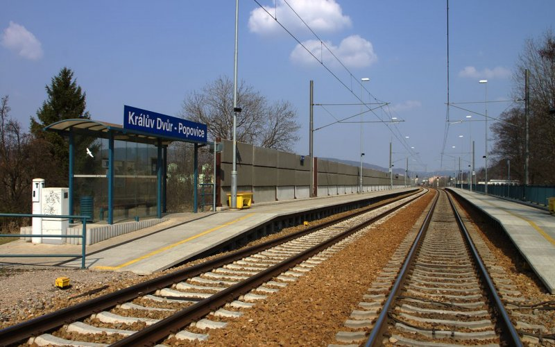 Trains in Bosnia Herzegovina | Popovice railway station