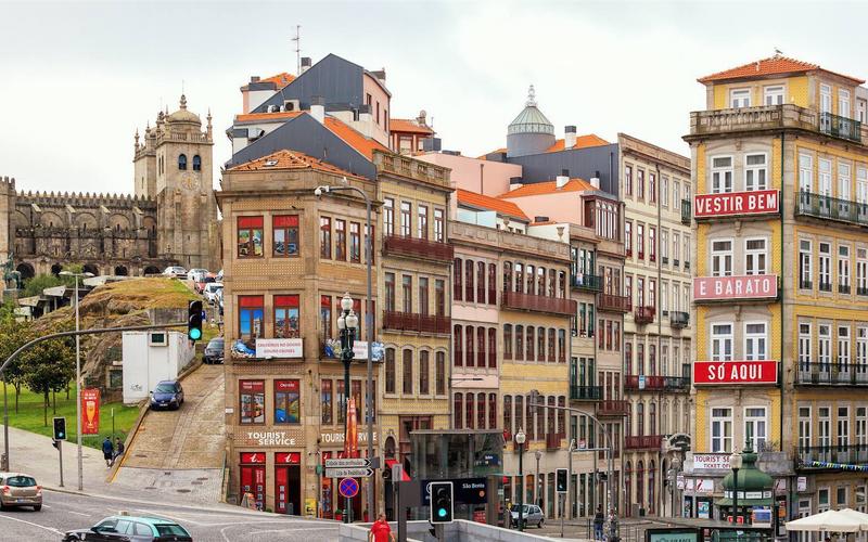 Train to Porto - All train tickets and rail passes
