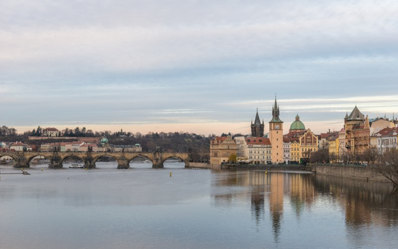 Book Your Eurail/Interrail Adventure at HappyRail | Trip Itineraries for Eurail | Prague River