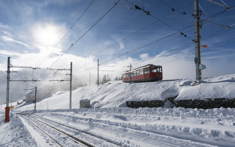 Rigi Bahn / Rigi Railway - Swiss Travel Pass