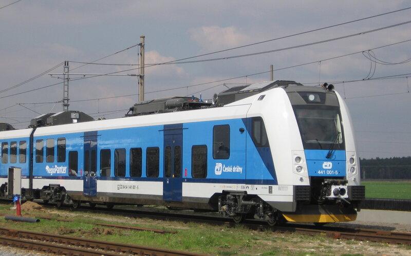 Regional Trains Czech Republic | Trains in Czech Republic | Travel by train through Czech Republic