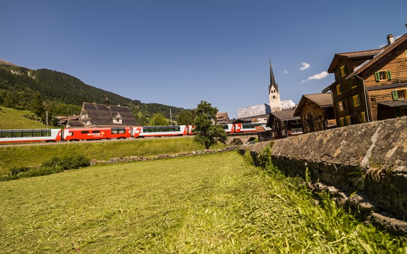 Train Reservations - Swiss Travel Pass
