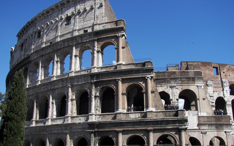 Visit Rome by train - All train tickets and rail passes