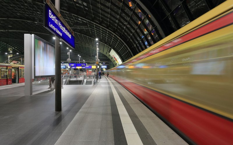 Trains to & from Berlin | Long distance train tickets are also valid on S-Bahn