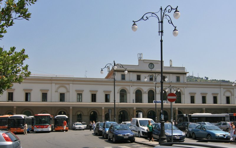 Trains to & from Salerno | Salerno train station