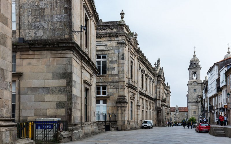 Trains to & from Santiago de Compostela | City centre