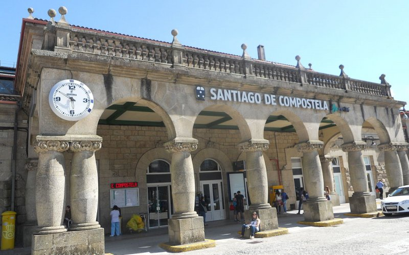 Trains to & from Santiago de Compostela | Train station