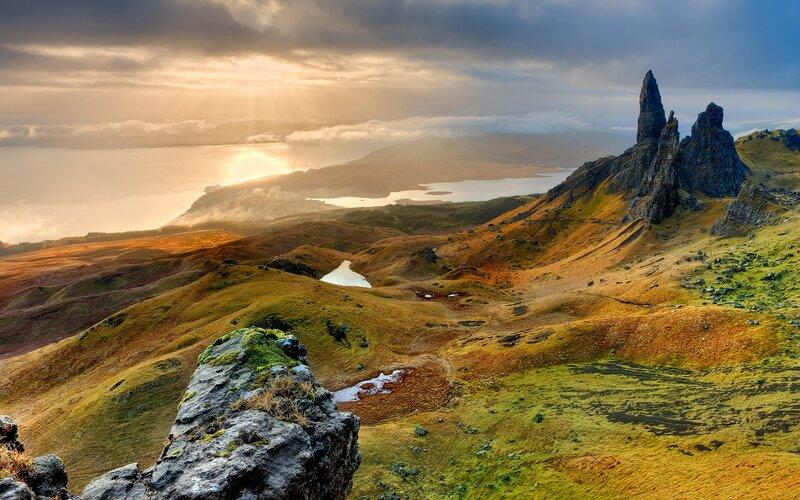 Scotland by train | Isle of Skye
