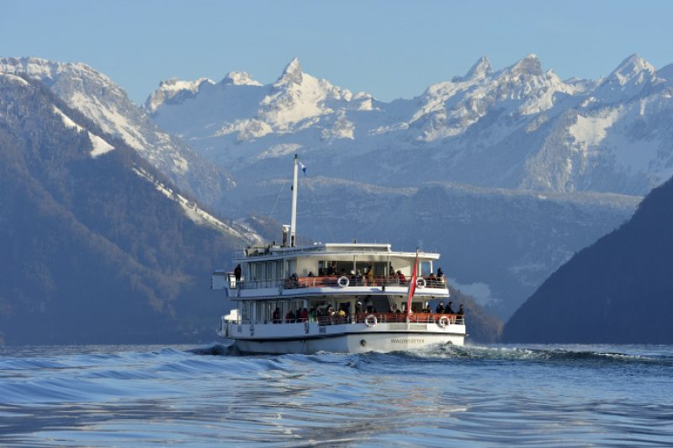 Gotthard Panorama Express - Scenic Train Ride Switzerland - Swiss Travel Pass