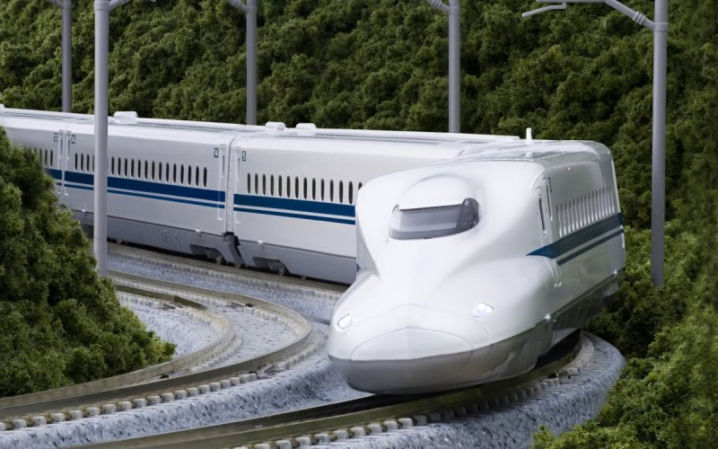 Travel by Shinkansen trains - All train tickets and rail passes