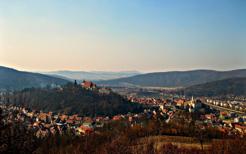 Train to Sighisoara - All train tickets and rail passes