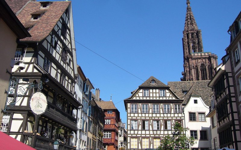Trains to & from Strasbourg | Old town