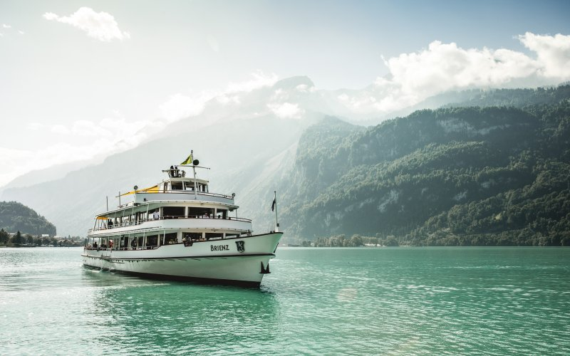 Boats / Ferries - Swiss Travel Pass