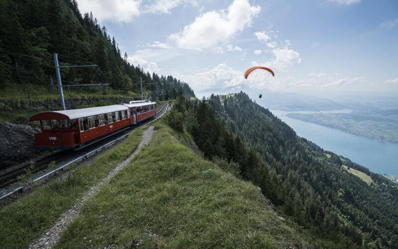 Rigi Bahn / Rigi Railway - Swiss Travel Pass