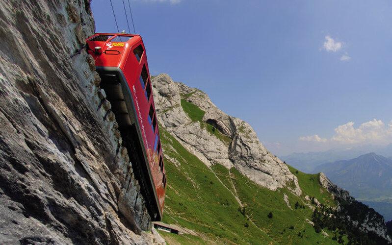 Luzer - Train tickets Pilatus railway