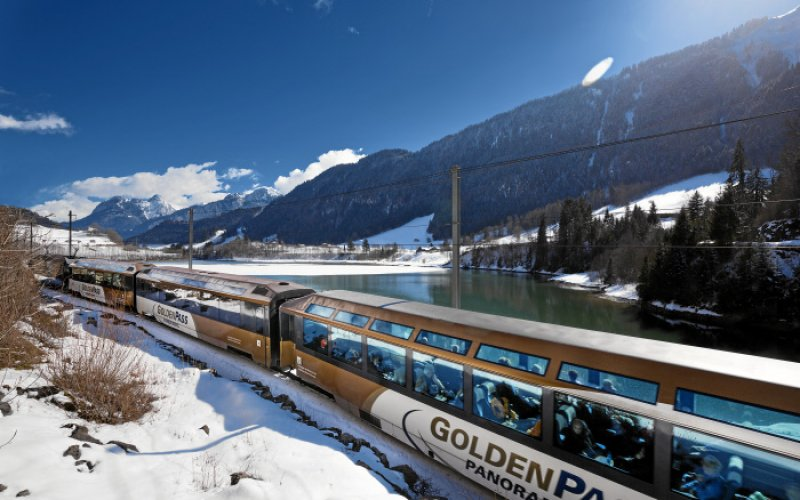 Golden Pass - Swiss Travel Pass - Train tickets and rail passes Switzerland