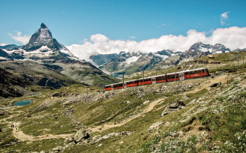 Swiss Travel Pass - Matterhorn