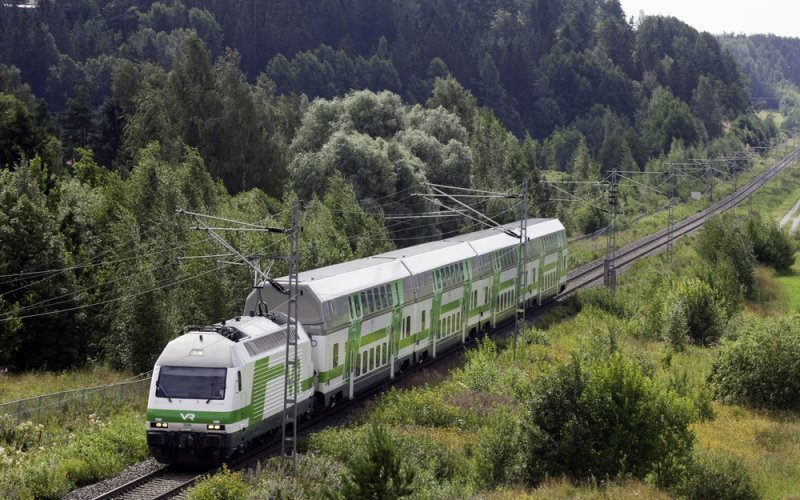 InterCity Finland | Trains in Finland | InterCity Juna