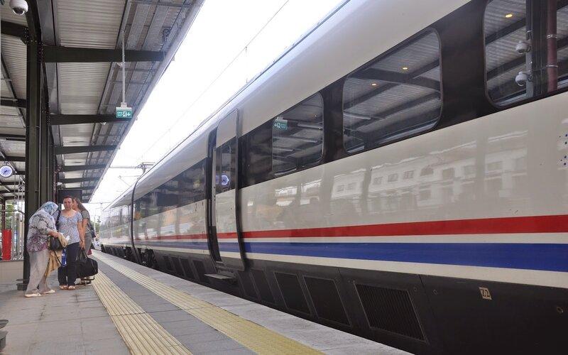 Super Ekspresler | Trains in Turkey | Ready for departure