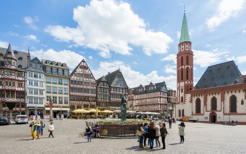 Trains to & from Frankfurt | Frankfurt am Main Hauptbahnhof