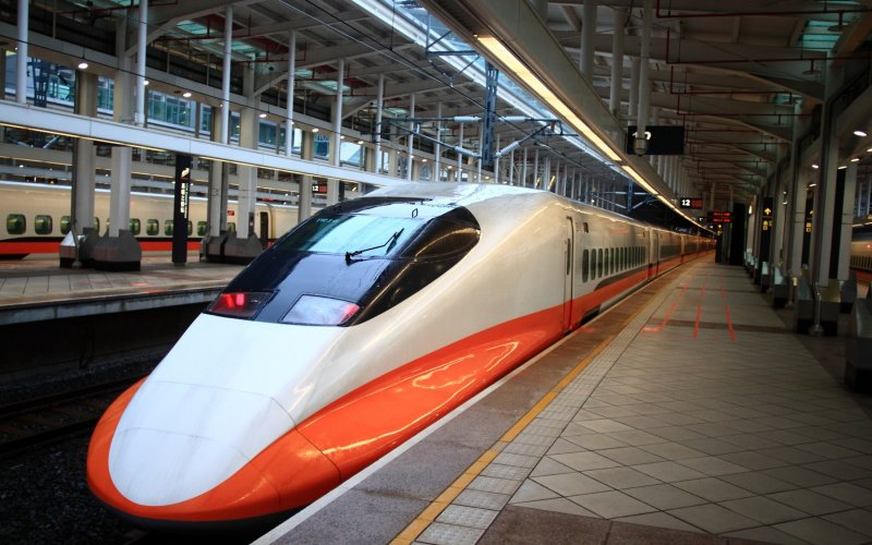 Train Travel in Asia | Discover Taiwan on high-speed