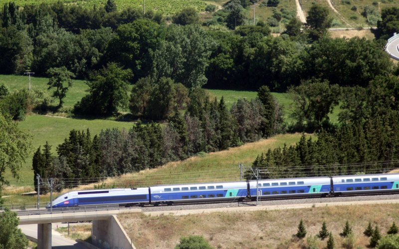 Trains to & from Barcelona | TGV Duplex that connects France and Spain by train