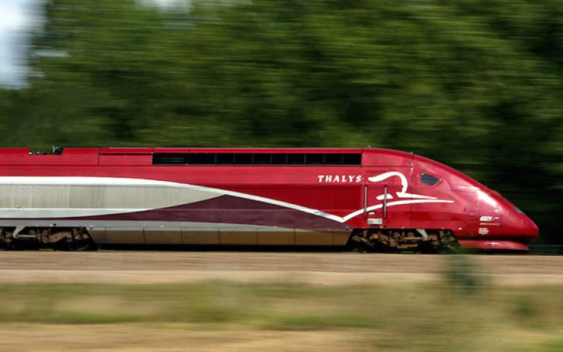 Travel on the Thalys trains - All train tickets and rail passes