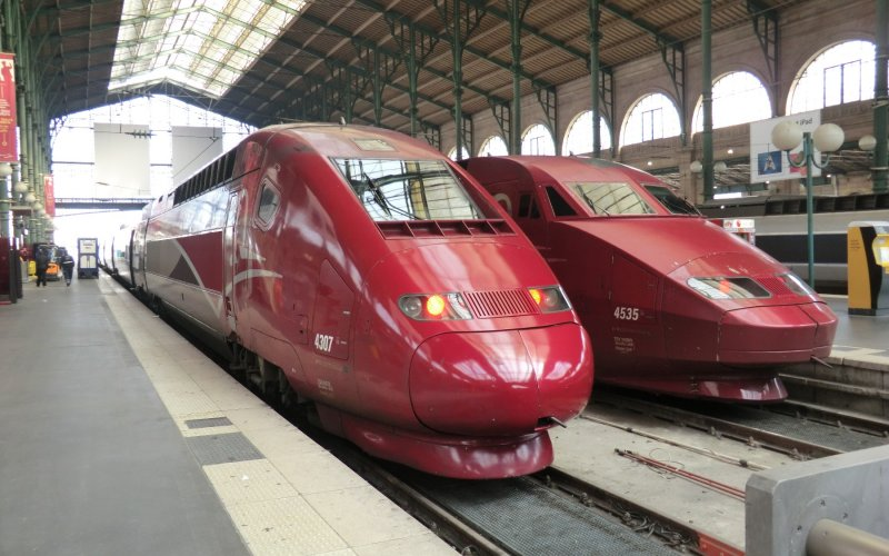 Trains to & from Paris | Thalys to Paris Gare du Nord