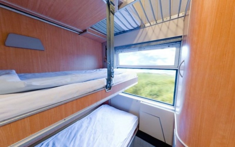 Thello | Trains in Europe | Sleeper in Thello